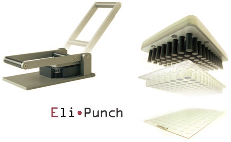 The A.EL.VIS EliPunch device